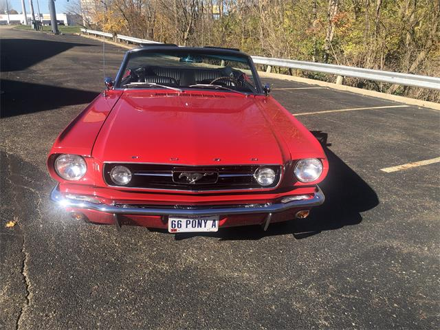 1966 Ford Mustang GT (CC-1426000) for sale in Solon, Ohio