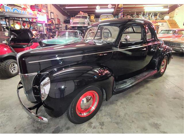 1940 Ford Deluxe (CC-1426006) for sale in HOPEDALE, Massachusetts