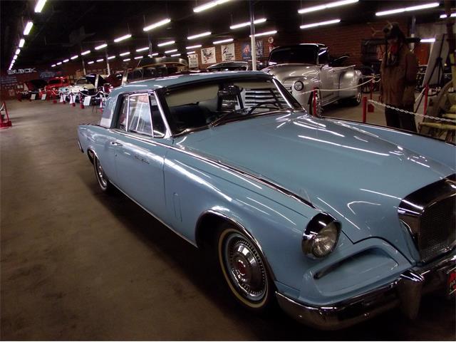 1962 Studebaker Gran Turismo (CC-1426011) for sale in wichita Falls, Texas