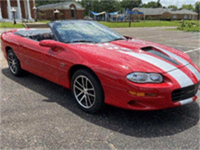 2002 Chevrolet Camaro SS (CC-1426013) for sale in Dade City, Florida