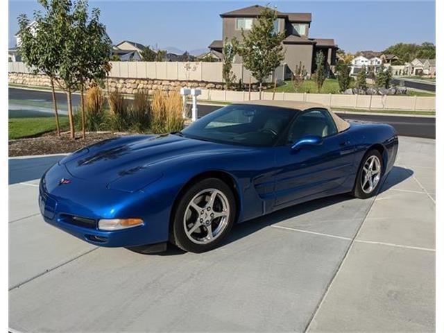 2002 Chevrolet Corvette (CC-1426016) for sale in South Jordan, Utah