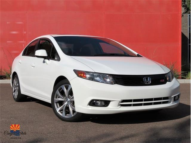 2012 Honda Civic (CC-1420602) for sale in Tempe, Arizona