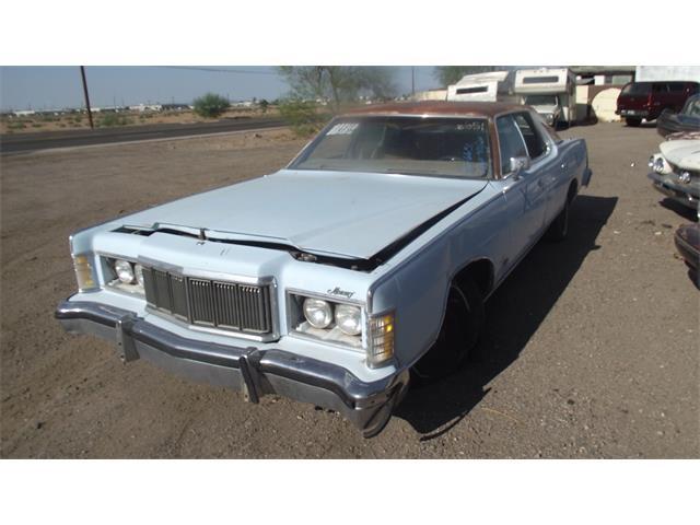 1976 Mercury Marquis (CC-1426026) for sale in Phoenix, Arizona