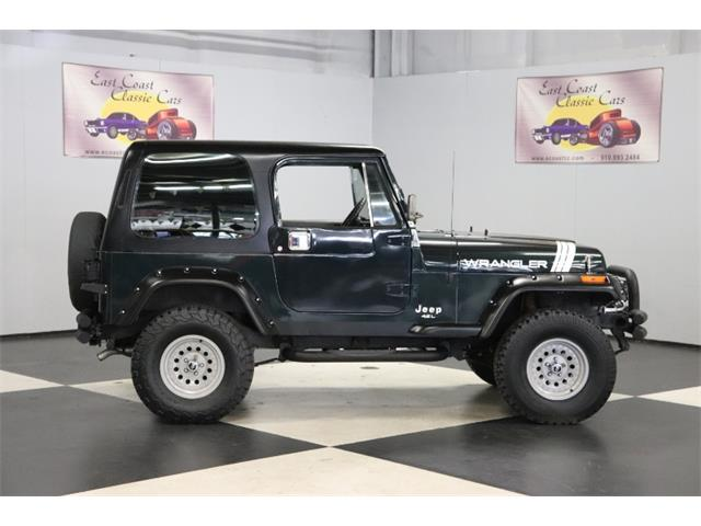 1988 Jeep Wrangler (CC-1426027) for sale in Lillington, North Carolina