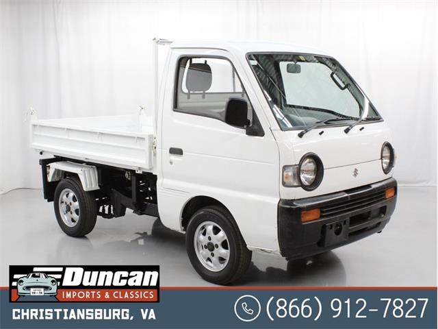 1993 Suzuki Carry (CC-1426034) for sale in Christiansburg, Virginia