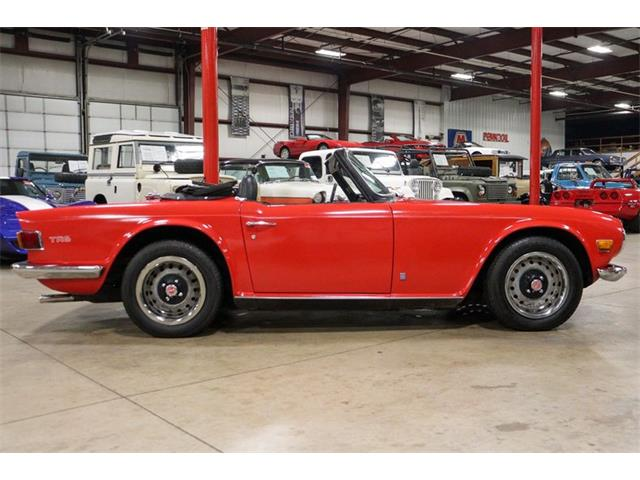 1972 Triumph TR6 (CC-1426036) for sale in Kentwood, Michigan