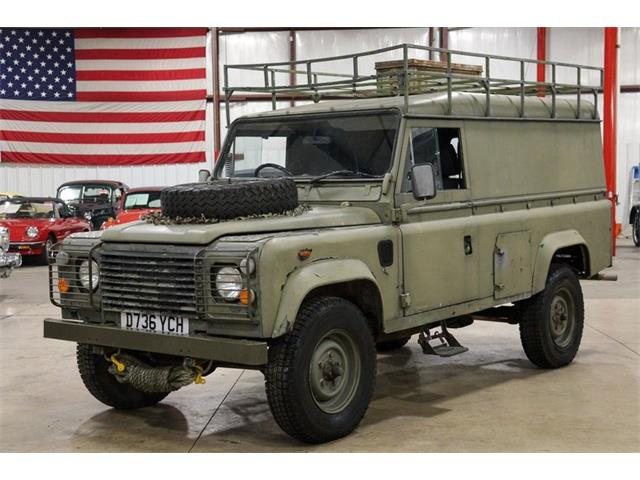 1987 Land Rover Defender (CC-1426040) for sale in Kentwood, Michigan