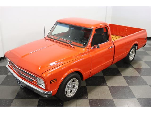1968 Chevrolet C20 (CC-1426045) for sale in Ft Worth, Texas