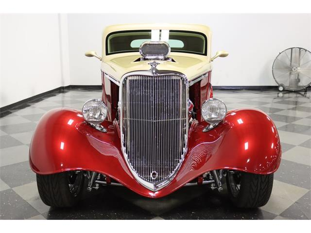 1933 Ford 3-Window Coupe (CC-1426051) for sale in Ft Worth, Texas