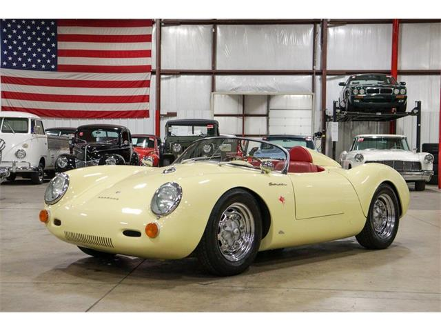 1955 Porsche 550 (CC-1426053) for sale in Kentwood, Michigan