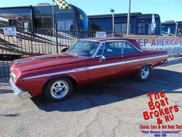 1964 Plymouth Sport Fury (CC-1420606) for sale in Lake Havasu, Arizona