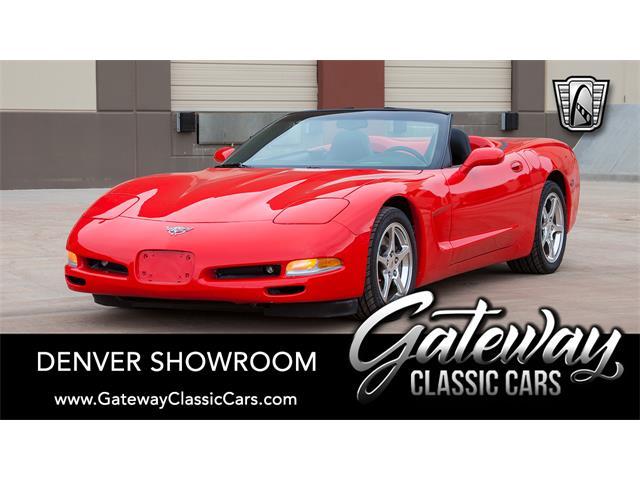 2003 Chevrolet Corvette (CC-1426065) for sale in O'Fallon, Illinois