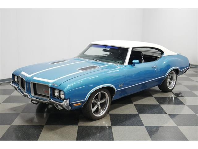 1972 Oldsmobile Cutlass (CC-1426066) for sale in Lavergne, Tennessee