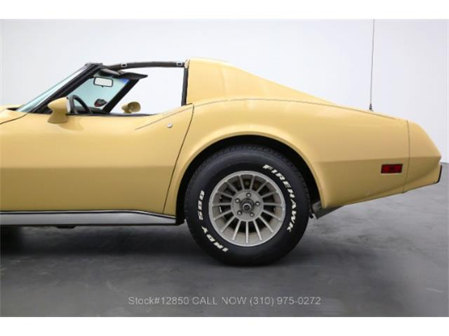 1977 Chevrolet Corvette (CC-1426078) for sale in Beverly Hills, California
