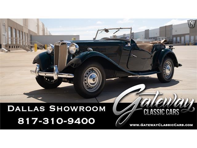 1953 MG TD (CC-1426091) for sale in O'Fallon, Illinois