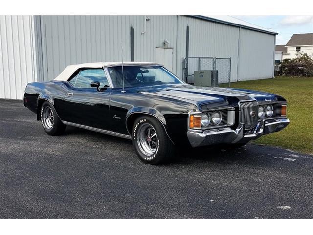 1972 Mercury Cougar (CC-1426096) for sale in Punta Gorda, Florida