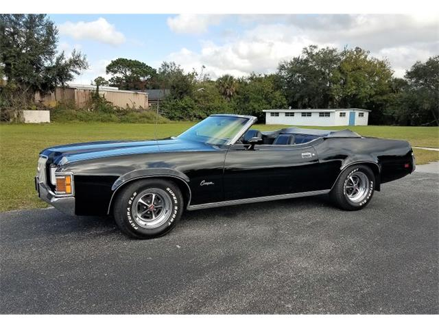 1972 Mercury Cougar (CC-1426096) for sale in Punta Gorda, Florida