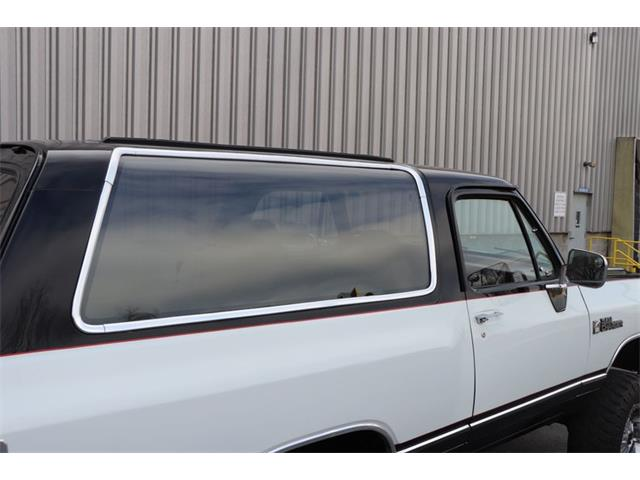 1988 Dodge Ramcharger (CC-1426097) for sale in Alsip, Illinois