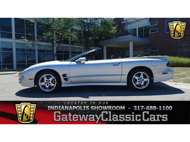 2002 Pontiac Firebird Trans Am (CC-1420061) for sale in O'Fallon, Illinois