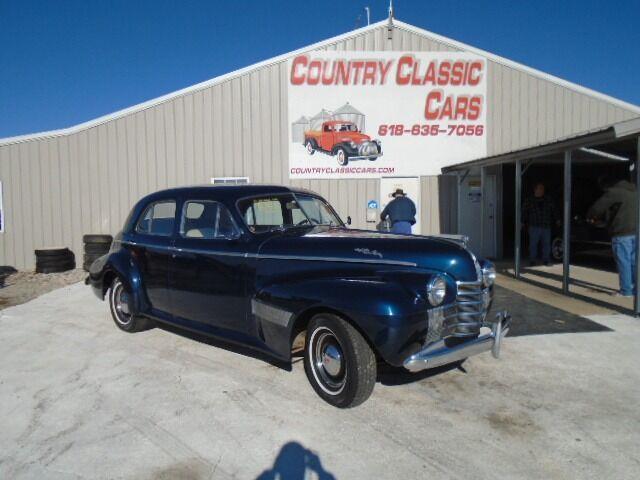 1940 Oldsmobile Sedan (CC-1426100) for sale in Staunton, Illinois