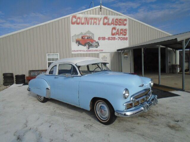 1949 Chevrolet Business Coupe (CC-1426101) for sale in Staunton, Illinois