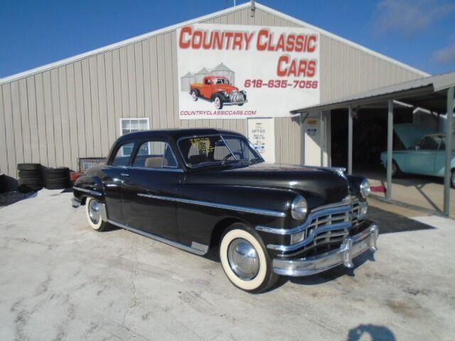 1949 Chrysler Sedan (CC-1426102) for sale in Staunton, Illinois