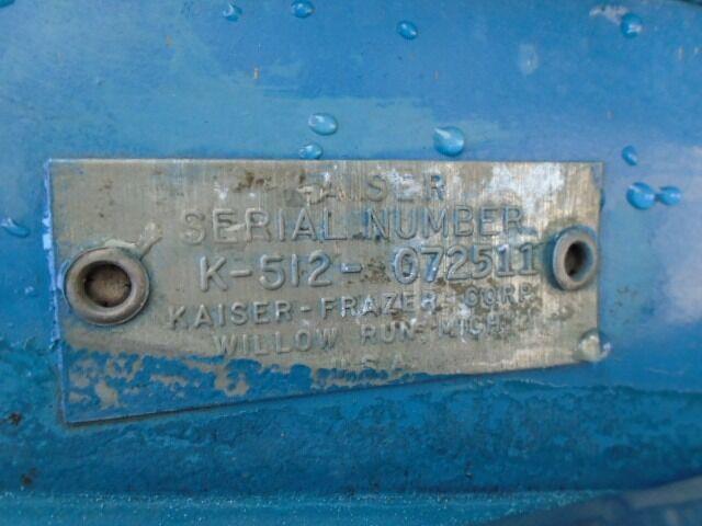 1951 Kaiser Deluxe (CC-1426105) for sale in Staunton, Illinois