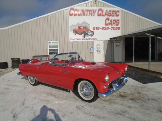 1956 Ford Thunderbird (CC-1426106) for sale in Staunton, Illinois