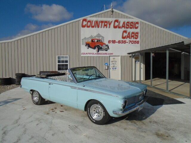 1965 Plymouth Valiant (CC-1426113) for sale in Staunton, Illinois