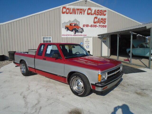 1991 Chevrolet S10 (CC-1426117) for sale in Staunton, Illinois