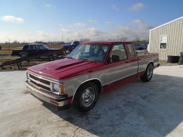 1991 Chevrolet S10 (CC-1426117) for sale in Staunton, Illinois