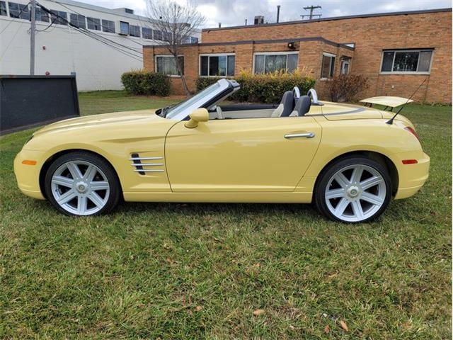 2007 Chrysler Crossfire (CC-1426126) for sale in Troy, Michigan