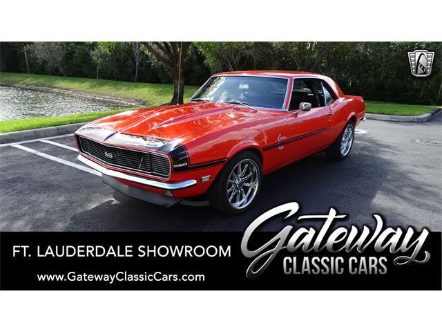 1968 Chevrolet Camaro (CC-1426127) for sale in O'Fallon, Illinois