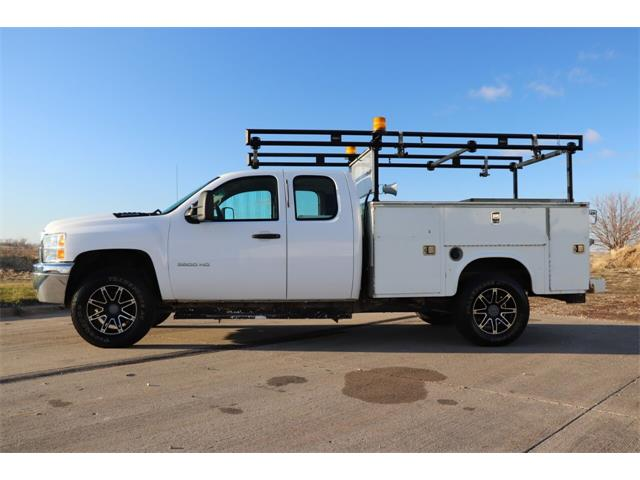 2012 Chevrolet Silverado (CC-1426129) for sale in Clarence, Iowa