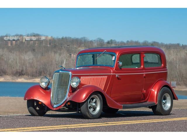 1934 Ford Model 40 (CC-1426131) for sale in St. Louis, Missouri