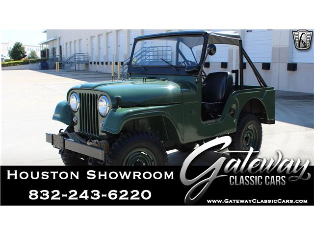 1961 Jeep CJ5 (CC-1426135) for sale in O'Fallon, Illinois