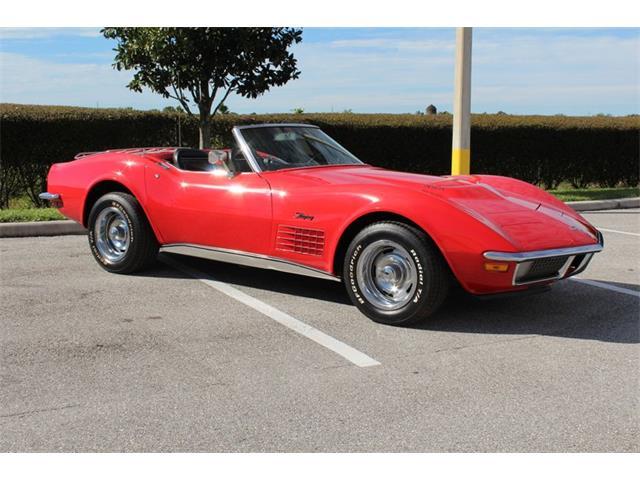 1971 Chevrolet Corvette (CC-1426139) for sale in Sarasota, Florida