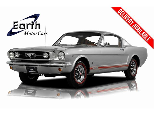 1965 Ford Mustang (CC-1420614) for sale in Carrollton, Texas
