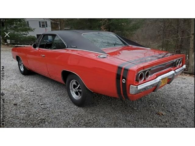 1968 Dodge Charger (CC-1426141) for sale in Cadillac, Michigan