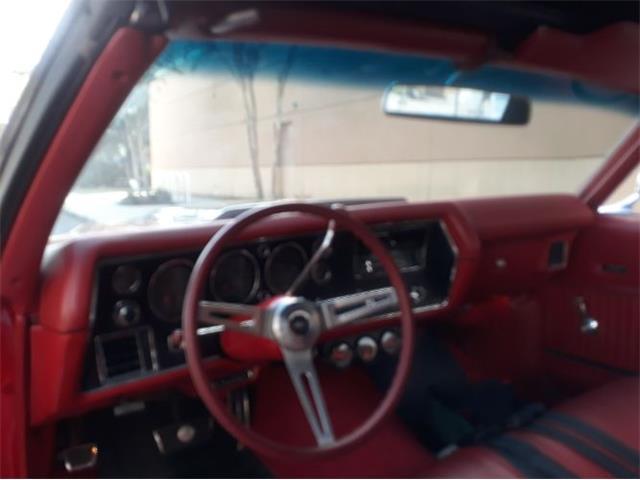 1970 Chevrolet Chevelle (CC-1426142) for sale in Cadillac, Michigan