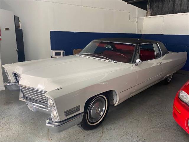 1967 Cadillac DeVille (CC-1426144) for sale in Cadillac, Michigan
