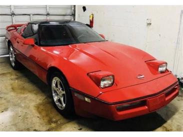 1988 Chevrolet Corvette (CC-1426146) for sale in Cadillac, Michigan