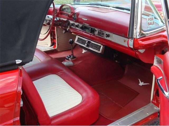 1955 Ford Thunderbird (CC-1426148) for sale in Cadillac, Michigan