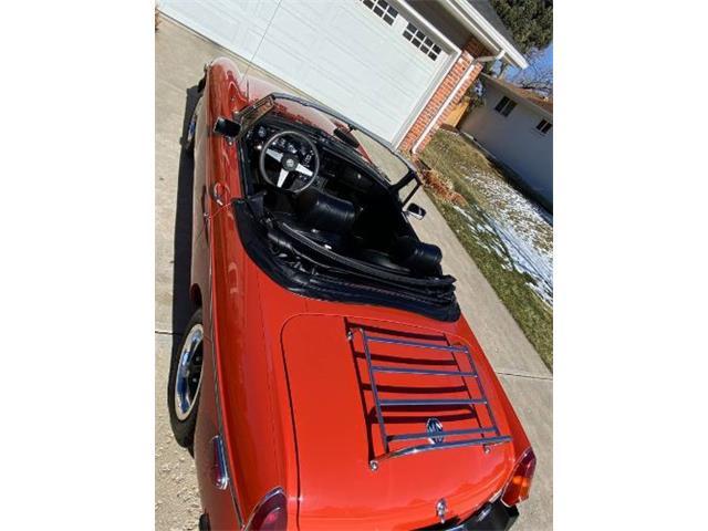 1976 MG MGB (CC-1426149) for sale in Cadillac, Michigan