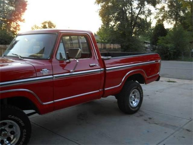 1976 Ford Pickup (CC-1426150) for sale in Cadillac, Michigan