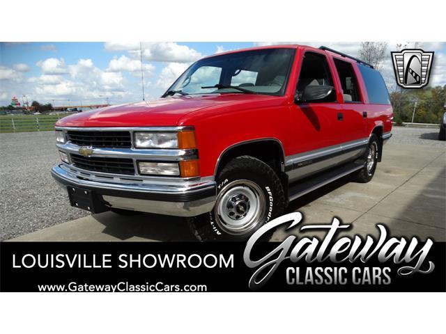 1995 Chevrolet Suburban (CC-1426151) for sale in O'Fallon, Illinois