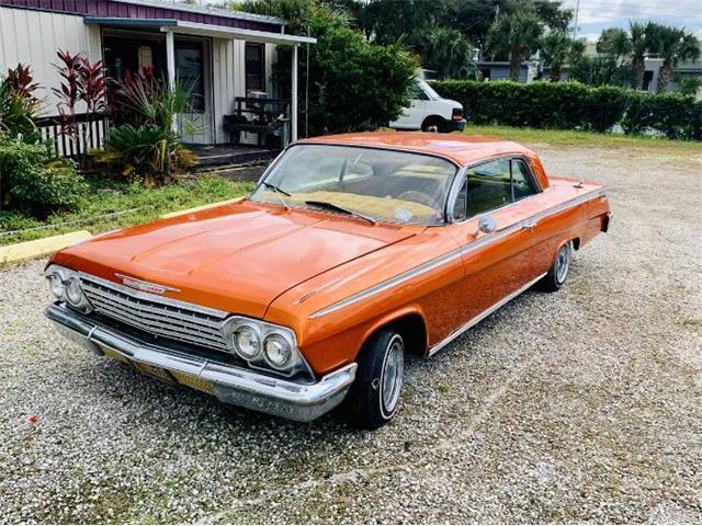 1962 Chevrolet Impala (CC-1426153) for sale in Cadillac, Michigan