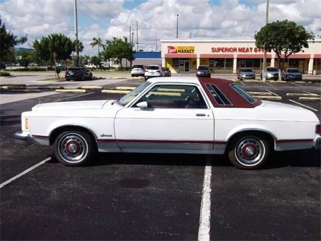 1978 Ford Granada (CC-1426154) for sale in Cadillac, Michigan