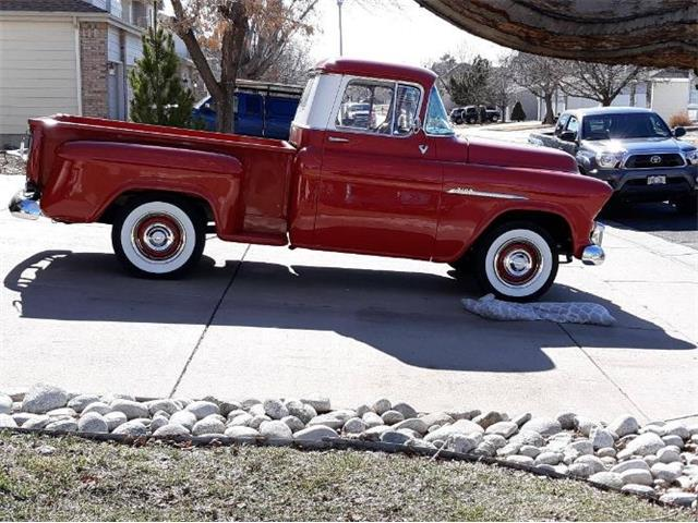 1955 Chevrolet 3100 (CC-1426156) for sale in Cadillac, Michigan