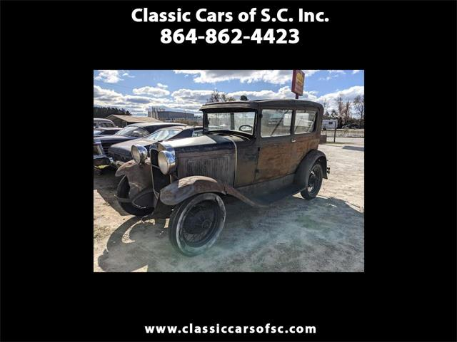 1930 Ford Model A (CC-1426162) for sale in Gray Court, South Carolina